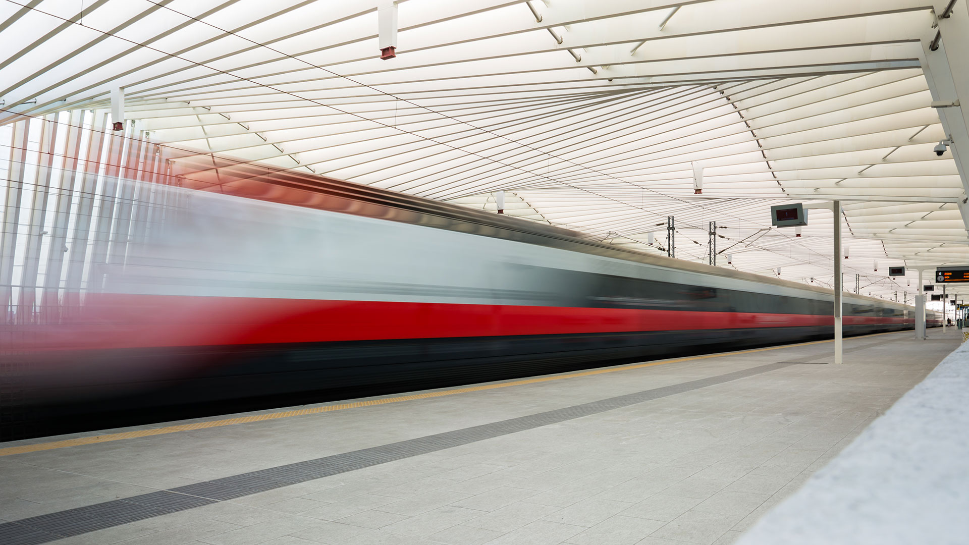 High Speed Station (Reggio Emilia) - iStock