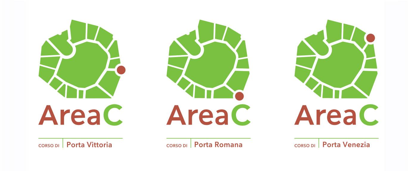 Esempio di localizzazione dei varchi realizzato con stampa digitale