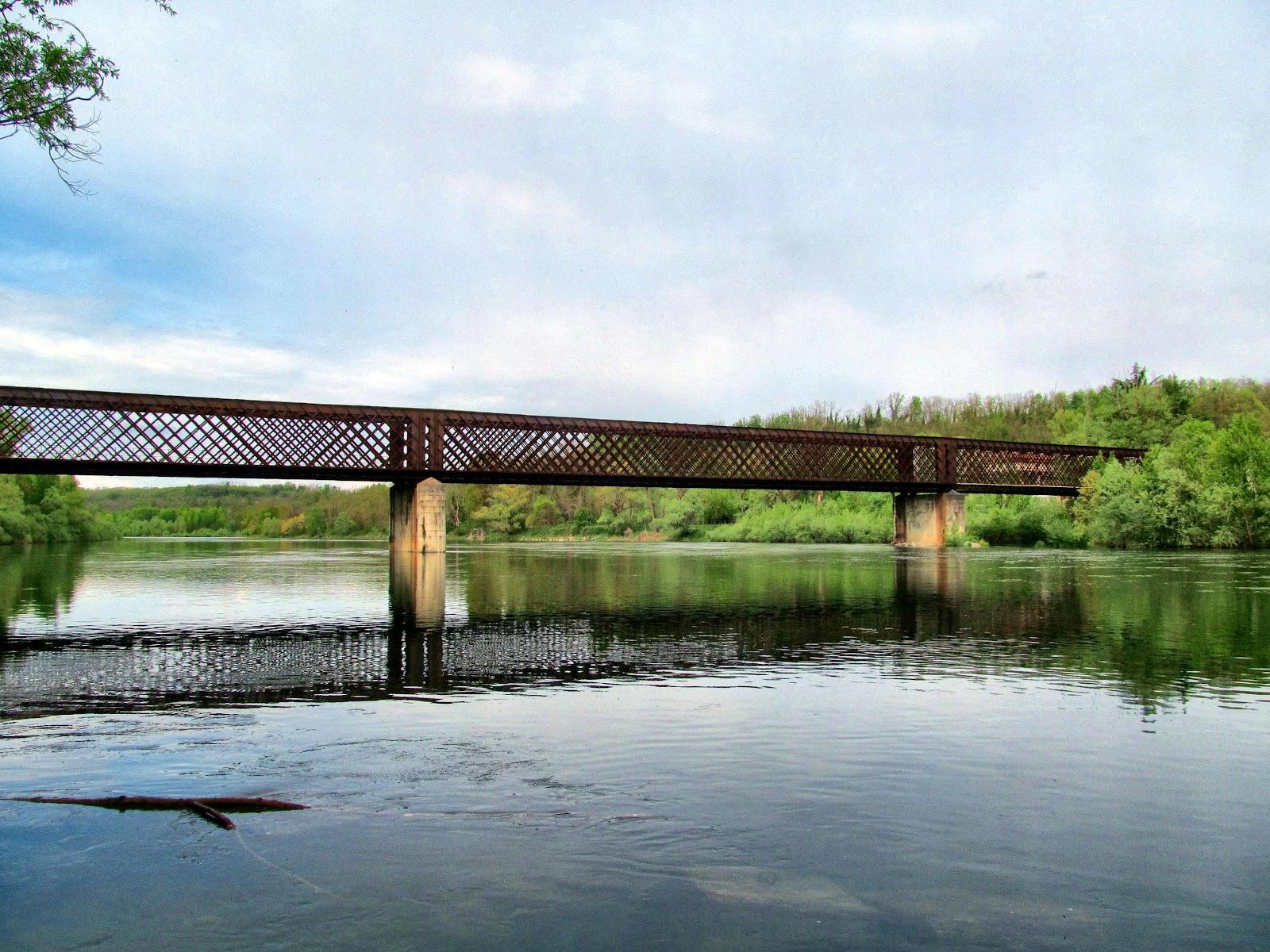 il Ponte esistente - © Andrea Perotti